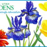Concert at Central Utah Gardens June 16, 2017
